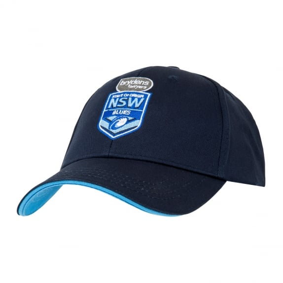 NSW SOO SUPPORTER CLASSIC DRILL CAP 2018