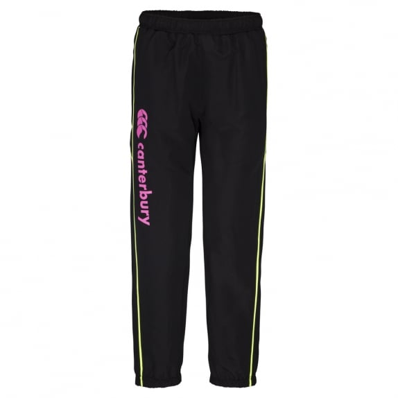 ON TRACK TRACKPANT BLACK