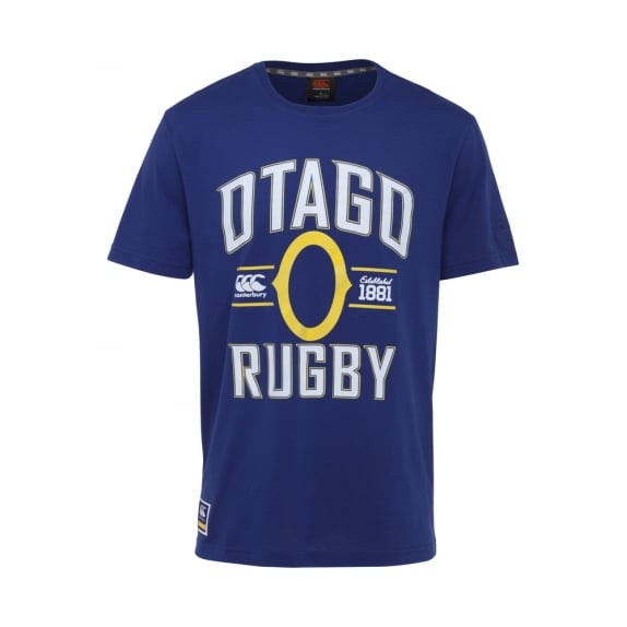 OTAGO SUPPORTERS TEE 2017 - JUNIORS