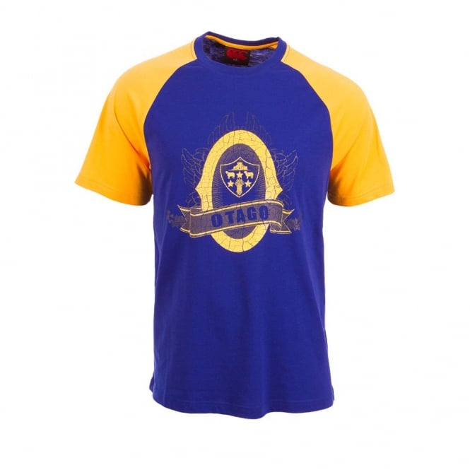 OTAGO SUPPORTERS TEE ROYAL 2015