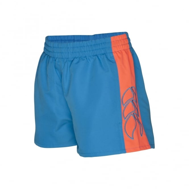 PANEL TACTIC SHORT MALIBU BLUE - BOYS