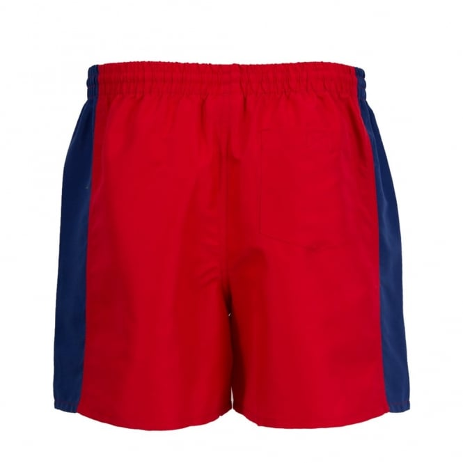 PANEL TACTIC SHORT TRUE RED