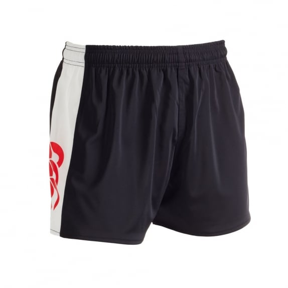 PANELLED POLYESTER SHORT BLACK 2016