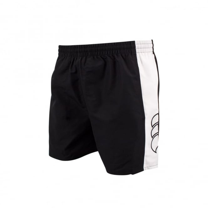 PANELLED TACTIC SHORT BLACK