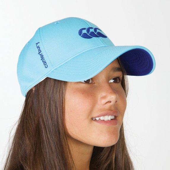 PARK CAP AQUA BLUE