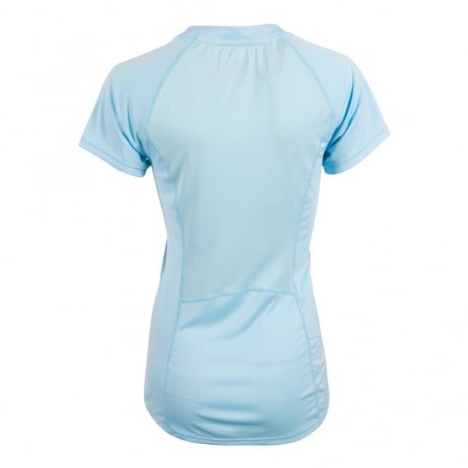 PERFORMANCE CODE TEE AQUA BLUE
