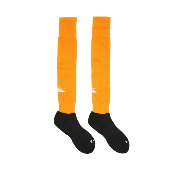 PLAYING SOCK GOLD/BLACK