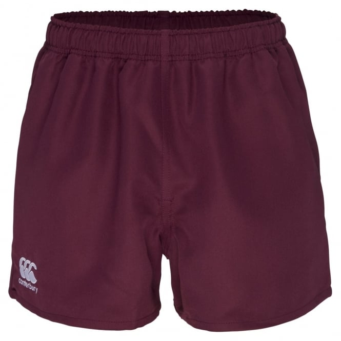 POLYESTER PROFESSIONAL SHORT - JUNIORS