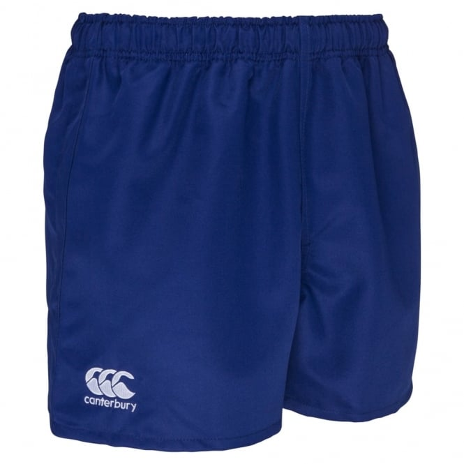 POLYESTER PROFESSIONAL SHORT ROYAL