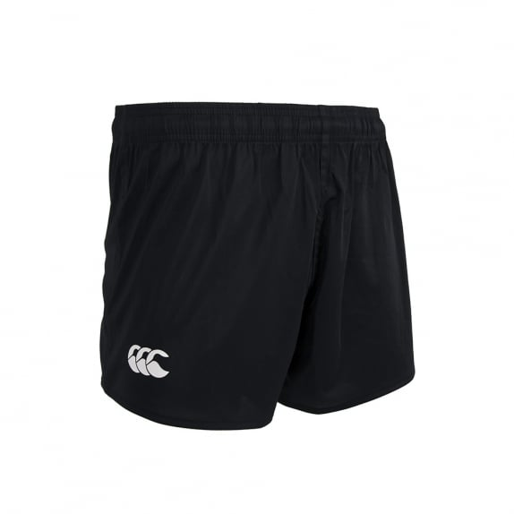 POLYESTER SHORT BLACK
