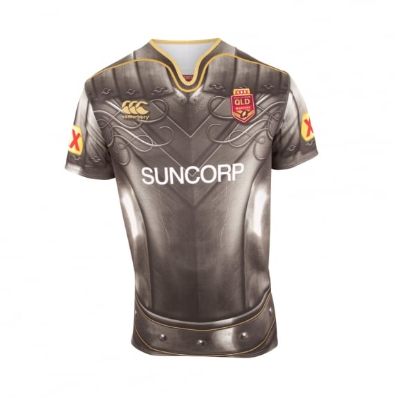 QLD SOO GLADIATOR JERSEY 2017 - JUNIORS