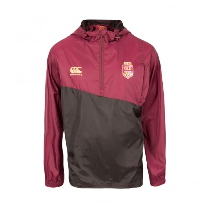 QLD SOO PACKAWAY SPRAY JACKET 2017