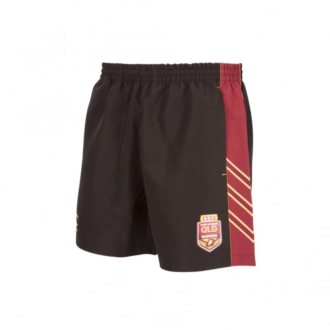 QLD SOO PERFORATED SHORT 2017