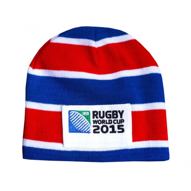 RWC HOOP STRIPE BEANIE RWC BLUE