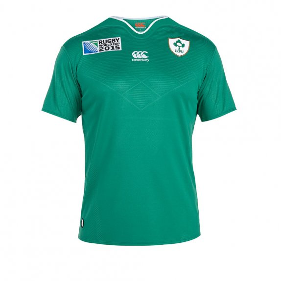 RWC IRELAND HOME PRO SS RUGBY BOSPHORUS