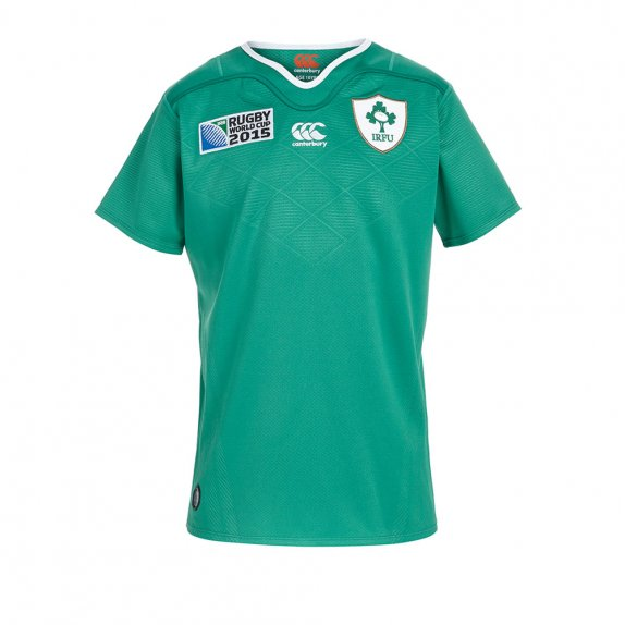 RWC IRELAND HOME S/S RUGBY KID BOSPHORUS
