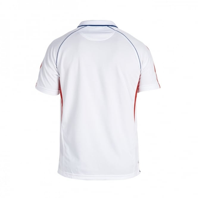 RWC WINGER POLO WHITE