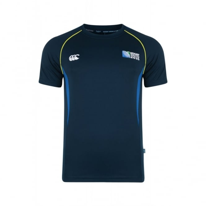 RWC WINGER TEE RWC NAVY