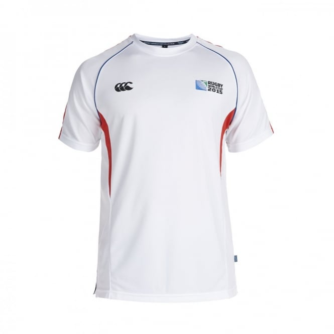 RWC WINGER TEE WHITE