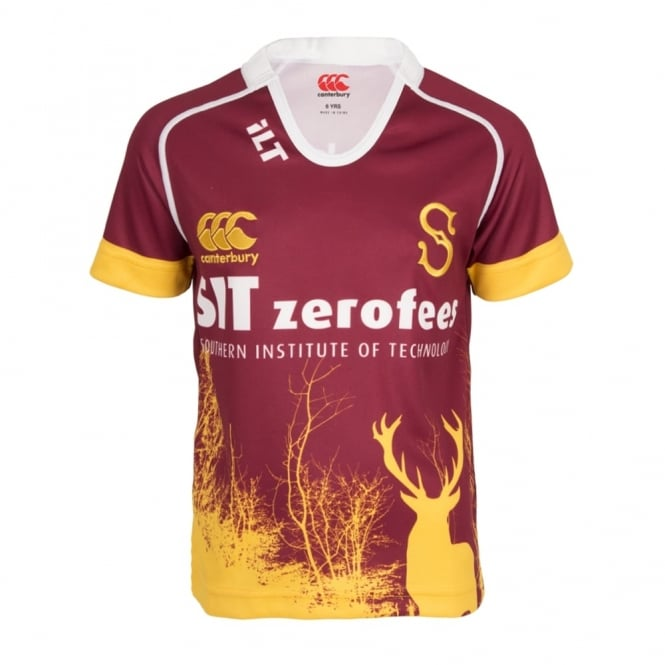 SOUTHLAND KIDS REPLICA JERSEY 2016