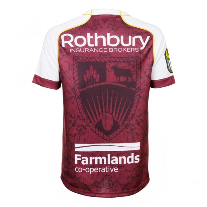 SOUTHLAND REPLICA JERSEY MAROON 2015