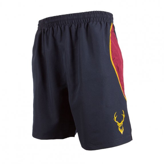 SOUTHLAND SUPPORTERS GYM SHORT NAVY 2015