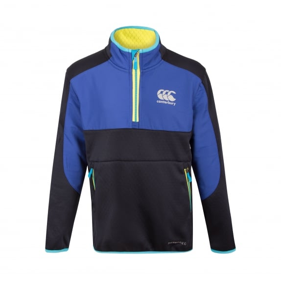 SPACER-FLEECE 1/4 ZIP TOP - BOYS