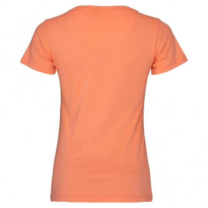 SUMMER BREEZE TEE PAPAYA