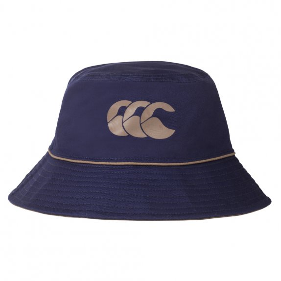 SUMMER DAYS BUCKET HAT DEEP COLBALT