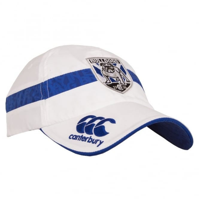 SUPPORTERS - LIC 2016 BULLDOGS TRAINING CAP WHITE