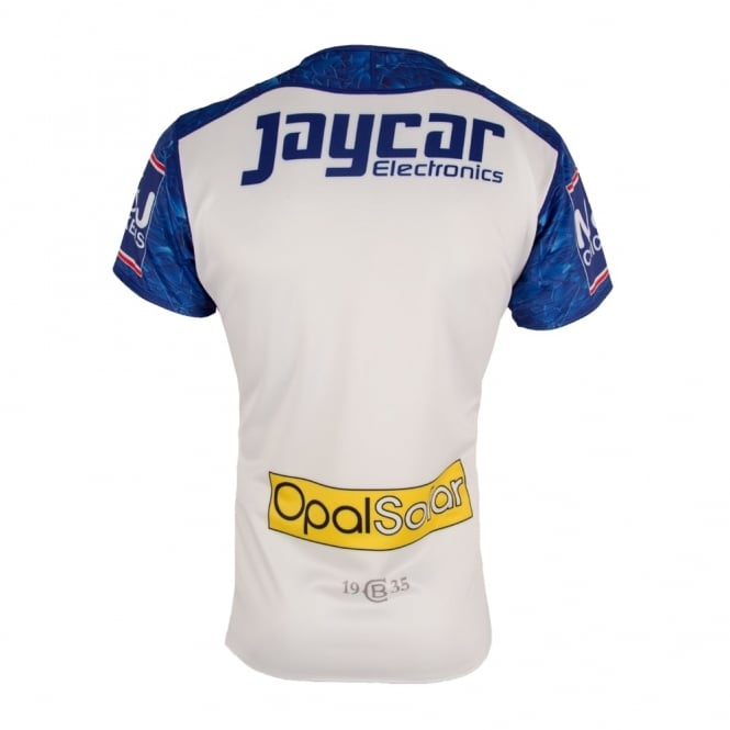 SUPPORTERS - LIC 2016 BULLDOGS TRAINING JERSEY WHITE