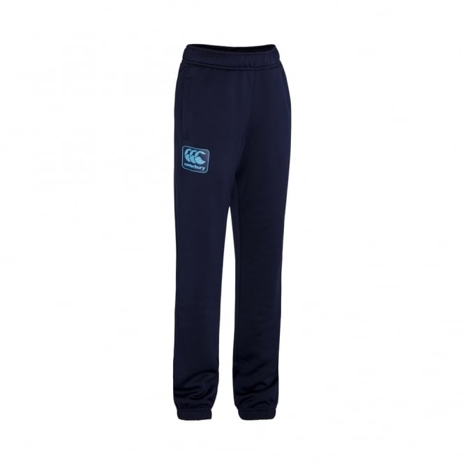 TAPERED CUFF FLEECE PANT - JUNIORS