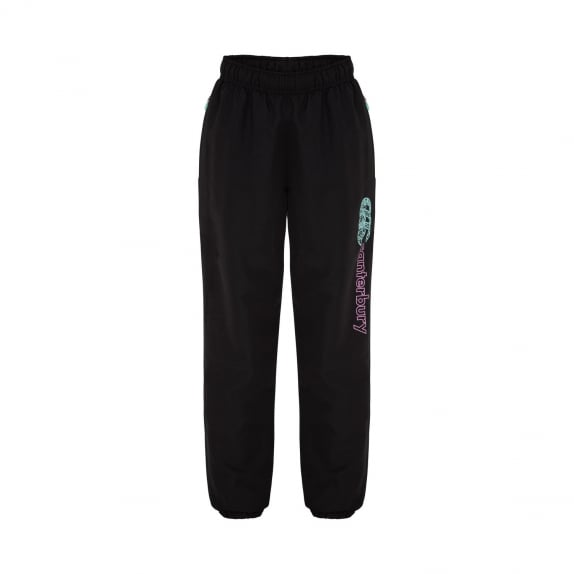 TAPERED CUFF WOVEN PANT - JUNIORS
