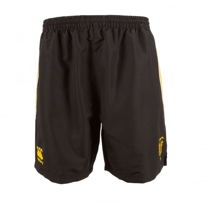 TARANAKI SUPPORTERS GYM SHORT BLACK 2015