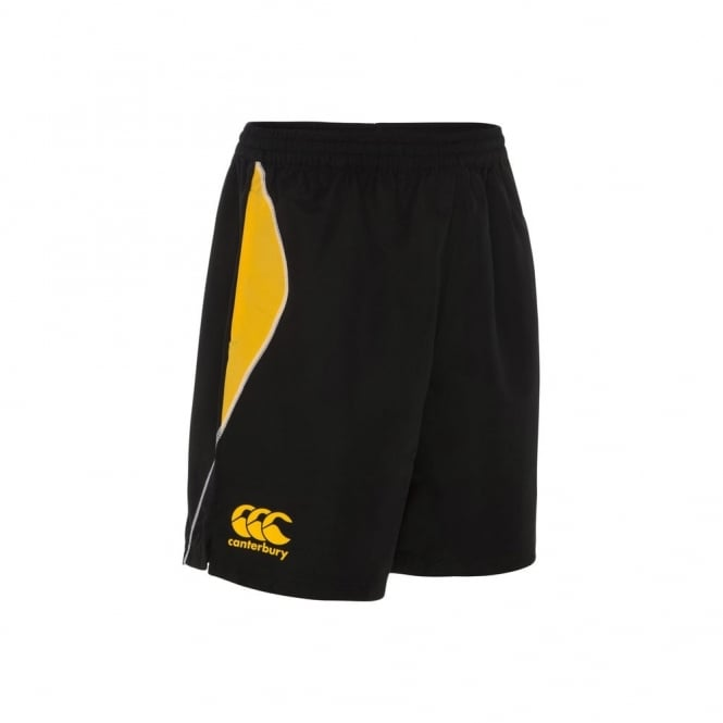 TARANAKI SUPPORTERS GYM SHORT BLACK 2016