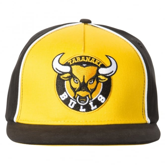 TARANAKI TRAINING CAP BLACK 2016