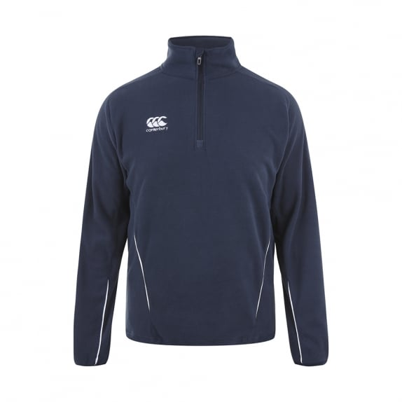 TEAM 1/4 ZIP MICRO FLEECE