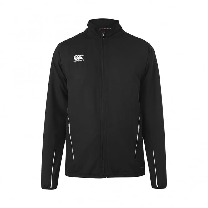 TEAM 2016 TRACK JACKET BLACK - JUNIOR