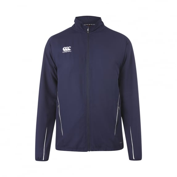TEAM 2016 TRACK JACKET NAVY - JUNIOR