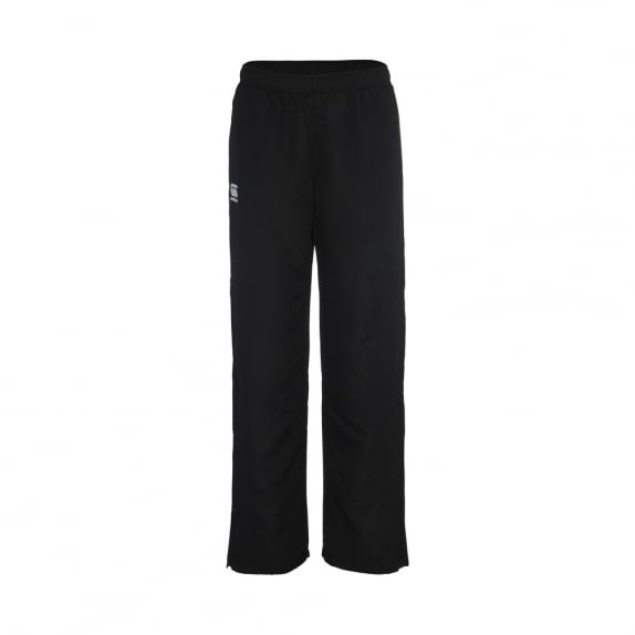 TEAM PLAIN TRACK PANT BLACK