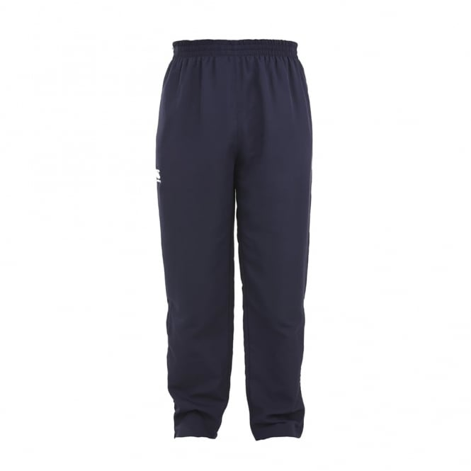 TEAM PLAIN TRACKPANT NAVY 2016 - JUNIOR
