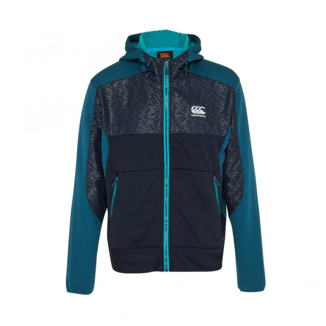 THERMOREG SPACER FULL ZIP HOOD