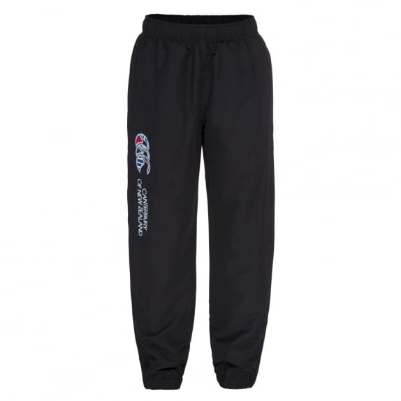 UGLIES CUFFED STADIUM PANT BLACK - JUNIOR