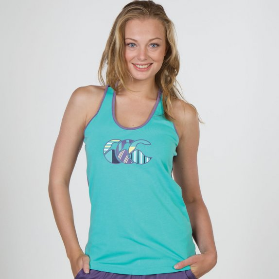 UGLIES CYCLIC SINGLET MADISON BLUE