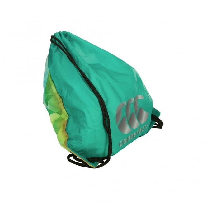 UGLIES GYM SACK VIVID GREEN
