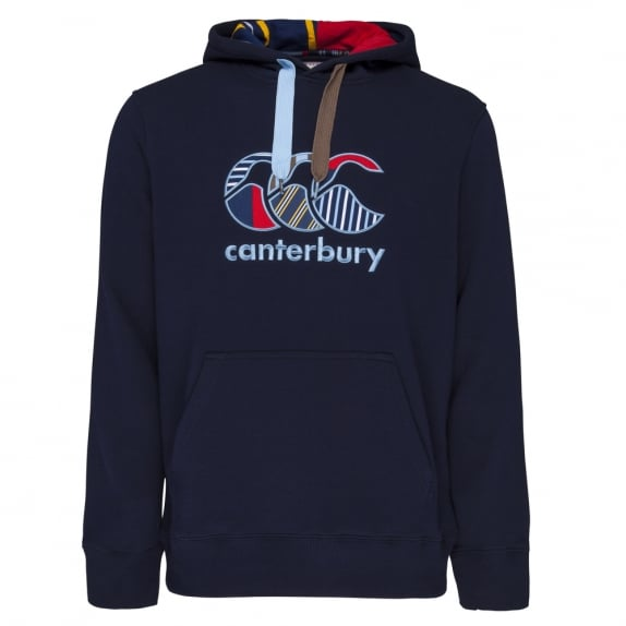 UGLIES HOODY NAVY - JUNIOR