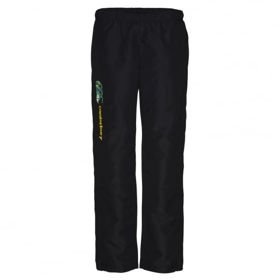 UGLIES RECORD TRACKPANT JET BLACK - JUNIOR