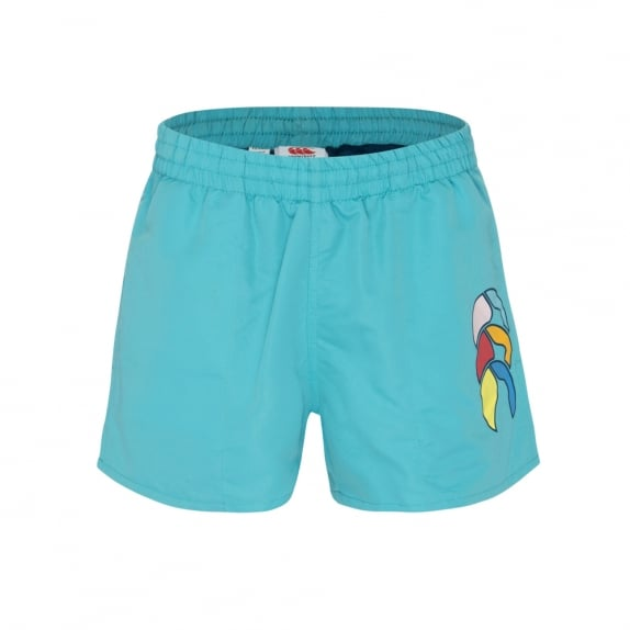 UGLIES WATER TACTIC SHORT PEACOCK BLUE - JUNIORS
