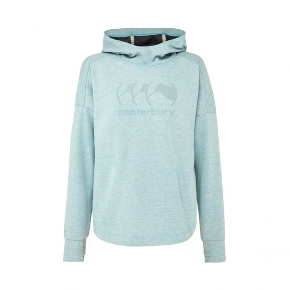 VAPODRI FLEECE O/H HOODY - WOMENS