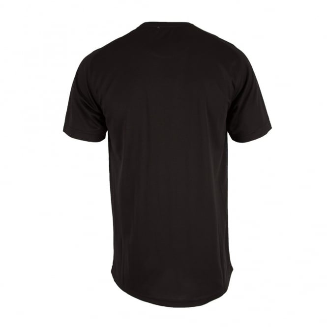 VAPODRI GRAPHIC TEE BLACK
